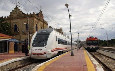 Fomento invertirá diez millones en la línea férrea Huelva-Sevilla