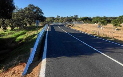 Inversión para mejorar las carreteras de la provincia de Huelva