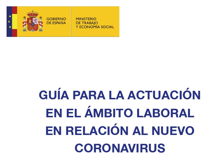 Guia ambito laboral coronavirus